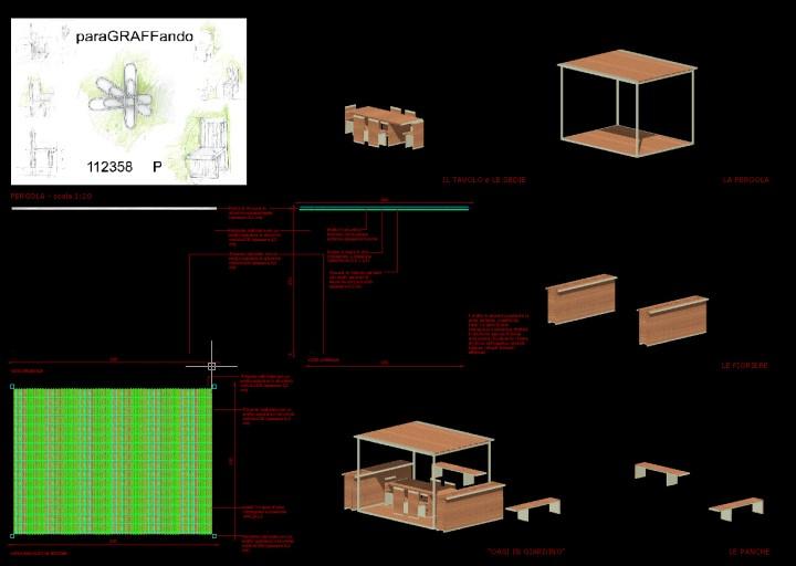 Pircher u2013 concorso di design oasi in giardino studio sancilio