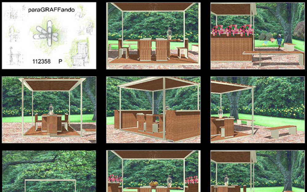 PIRCHER – Concorso di Design Oasi in Giardino