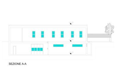 Progettazione Azienda lavorazione legnami – Bari